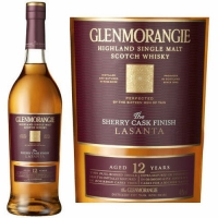 Glenmorangie Lasanta 12 Year Old Single Malt Scotch 750ml Rated 93WE