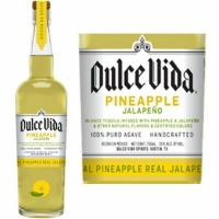 Dulce Vida Pineapple Jalapeno Tequila 750ml