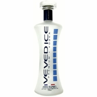 Veved Ice Premium French Vodka 750ml