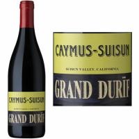 Caymus-Suisun Grand Durif Petite Sirah 2015 Rated 93WS