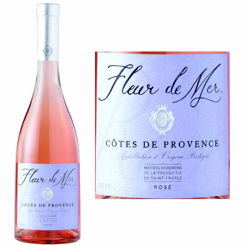 Fleur de Mer Cotes de Provence Rose 2019 (France)