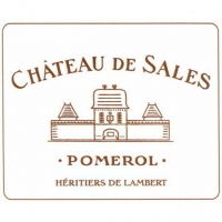Chateau de Sales Pomerol 2010 Rated 90VM