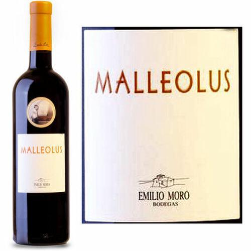 Emilio Moro Malleolus Ribera del Duero Tempranillo 2017 Rated 94JD