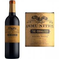 Ammunition The Equalizer Sonoma Red Blend 2014