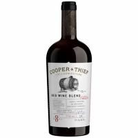 Cooper & Thief Bourbon Barrel Aged California Red Blend 2014