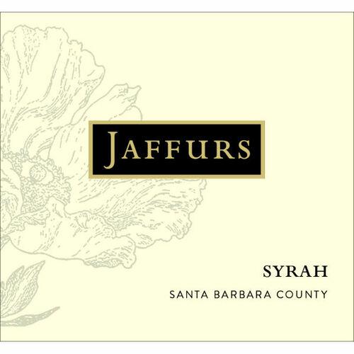 Jaffurs Santa Barbara Syrah 2018 Rated 93VM