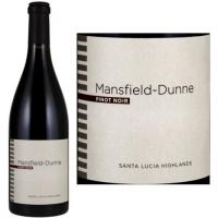 Mansfield-Dunne Santa Lucia Highlands Pinot Noir 2015
