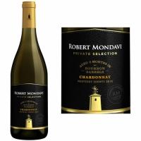 Robert Mondavi Private Selection Monterey Bourbon Barrel-Aged Chardonnay 2015
