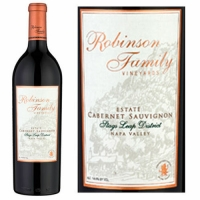 Robinson Family Vineyards Stags Leap District Napa Cabernet 2012