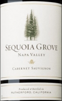 Sequoia Grove Napa Cabernet 2010 Rated 90WE
