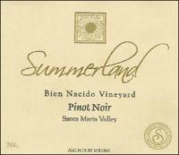 Summerland Bien Nacido Santa Maria Pinot Noir 2006
