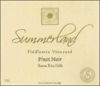 Summerland Fiddlestix Sta. Rita Hills Pinot Noir 2006