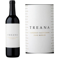 Treana Paso Robles Cabernet 2014 Rated 93TP