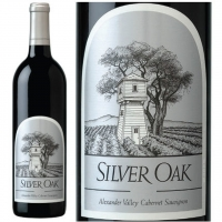 Silver Oak Cellars Alexander Valley Cabernet 2012 1.5L