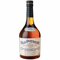 Old Potrero Single Malt Straight Rye Whiskey 750ml