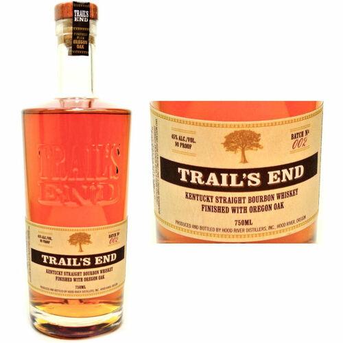 Trail's End Kentucky Straight Bourbon Whiskey 750ml