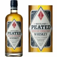 Westland Peated American Single Malt Whiskey 750ml