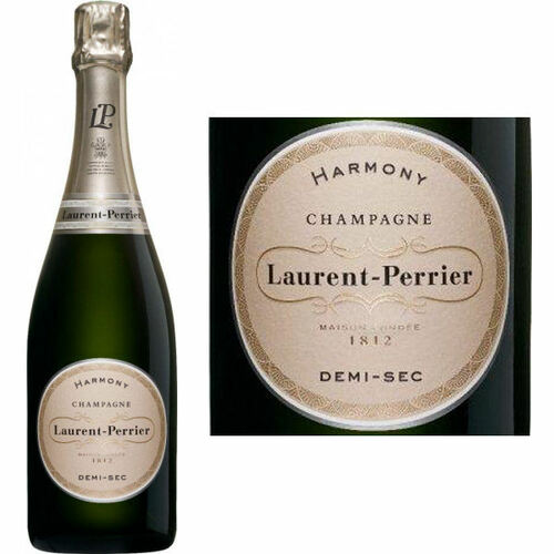 Laurent Perrier Harmony Demi-Sec NV Rated 91W&S