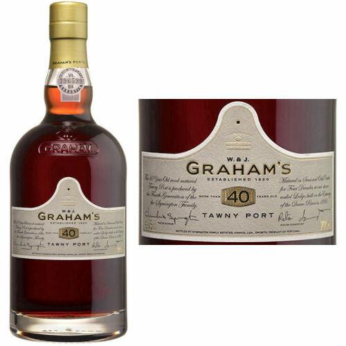 Graham's 40 Year Tawny Old Port