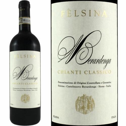 Felsina Berardenga Chianti Classico DOCG 2018 Rated 93JS