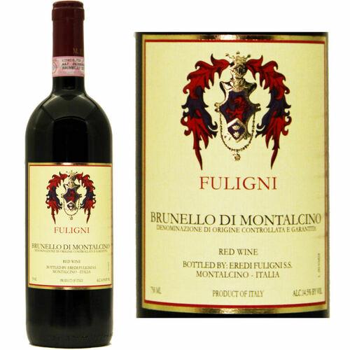 Fuligni Brunello di Montalcino DOCG 2014 Rated 93JS