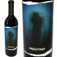 Cloak & Dagger Espionage Bon Niche Vineyard Paso Robles Malbec 2013 Rated 91WE