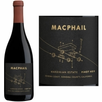 MacPhail Mardikian Estate Vineyard Sonoma Coast Pinot Noir 2013 Rated 92PF