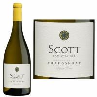 Scott Family Dijon Clone Arroyo Seco Chardonnay 2015