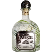 Patron Silver Limited Edition Tequila 1L