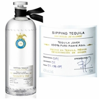 Casa Dragones Agave Azul Sipping Tequila 750ml Etch