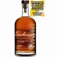 Breckenridge Blend of Straight Bourbon Whiskeys 750ml Etch