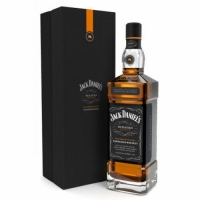 Jack Daniels Sinatra Select Tennessee Whiskey 1L Etch