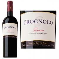 Tenuta Sette Ponti Crognolo Toscana IGT 2013 Rated 95JS