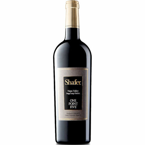 Shafer One Point Five Stags Leap District Cabernet 2015 Rated 97WE CELLAR SELECTION