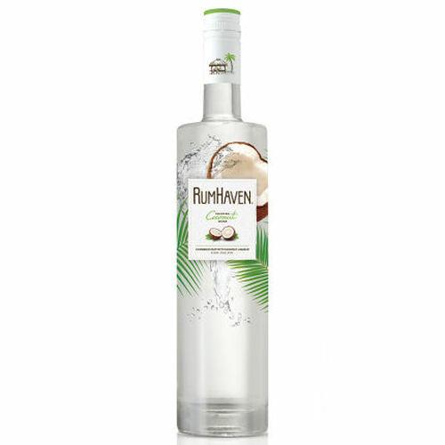 RumHaven Coconut Rum Liqueur 750ml Etch