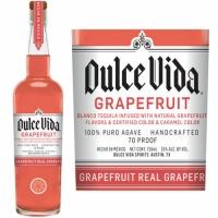 Dulce Vida Grapefruit Tequila 750ml Etch