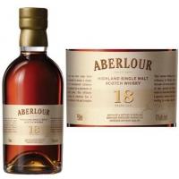 Aberlour 18 Year Old Highland Single Malt Scotch 750ml Etch