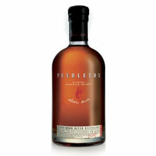 Pendleton Blended Canadian Whisky 750ml Etch