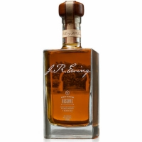 J.R. Ewing Private Reserve 4 Year Old Bourbon Whiskey 750ml Etch
