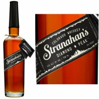 Stranahan's Diamond Peak Colorado Whiskey 750ml Etch