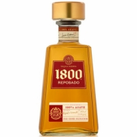 1800 Reposado Tequila 750ml Etch Rated 86