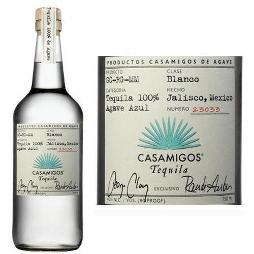Casamigos Blanco Tequila 750ml Etch