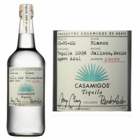 Casamigos Blanco Tequila 750ml Etch