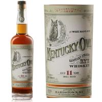 Kentucky Owl 11 Year Old Kentucky Straight Rye Whiskey 750ml