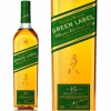 Johnnie Walker Green Label 15 Year Old Blended Scotch 750ml Rated 94WE