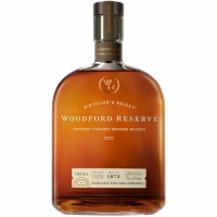 Woodford Reserve Bourbon 750ml Etch
