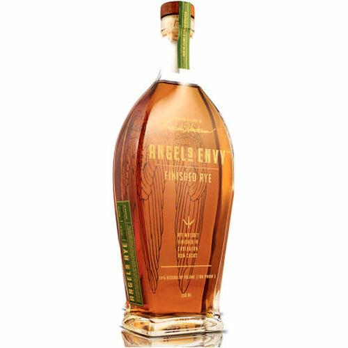 Angel's Envy Rum Barrel Finished Rye Whiskey 750ml