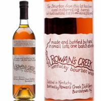 Rowan's Creek Kentucky Bourbon Whiskey 750ml Etch
