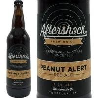 Aftershock Brewing Peanut Alert Red Ale 22oz