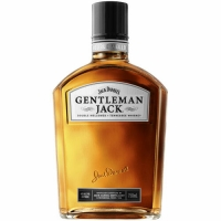 Jack Daniels Gentleman Jack Rare Tennessee Whiskey 750ml Etch